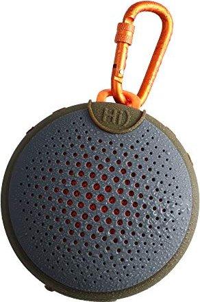 Boompods aquablaster grau/orange -- von snowshop.pl