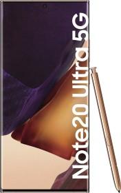 Samsung Galaxy Note 20 Ultra 5G N986B/DS 512GB mystic bronze