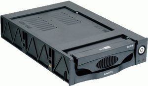 Techsolo TC-Y40, SATA hard drive caddy