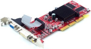 PowerColor Radeon 7000, 64MB DDR, VGA, DVI, TV-out, low profile, AGP (RV6DE-NB3)
