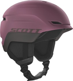 Scott Chase 2 Plus Helm cassis pink/red fudge (271753-6625)