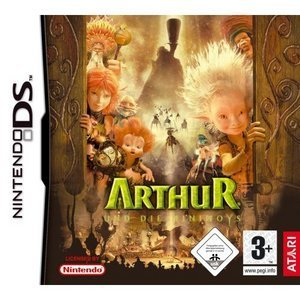 Arthur and the Minimoys (englisch) (DS)