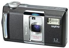 Sanyo Xacti VPC-J2 schwarz