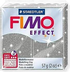 Staedtler Fimo Effect 57g glitter silber (8020812)