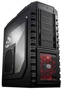 Cooler Master HAF X black with side panel window (RC-942-KKN1)
