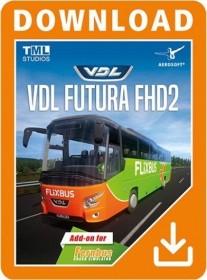 Der Fernbus Simulator - VDL Futura FHD2 (Download) (Add-on) (PC)