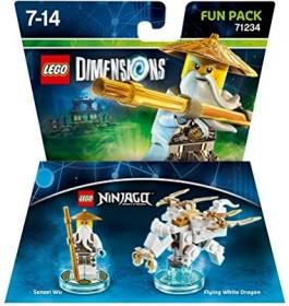 LEGO: Dimensions - Ninjago: Sensei Wu (PS3/PS4/Xbox One/Xbox 360/WiiU)