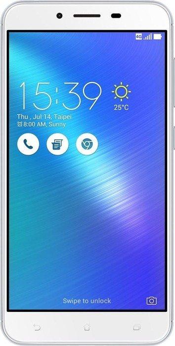 ASUS ZenFone 3 Max ZC553KL 32GB/3GB silber