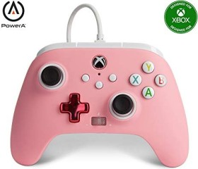 PowerA Enhanced Wired Controller rosa (Xbox SX)