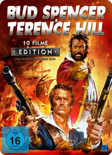 Bud Spencer & Terence Hill Box (4 DVDs) -- via Amazon Partnerprogramm
