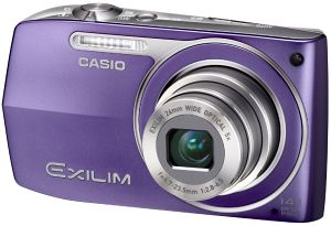 Casio Exilim EX-Z2000 purple