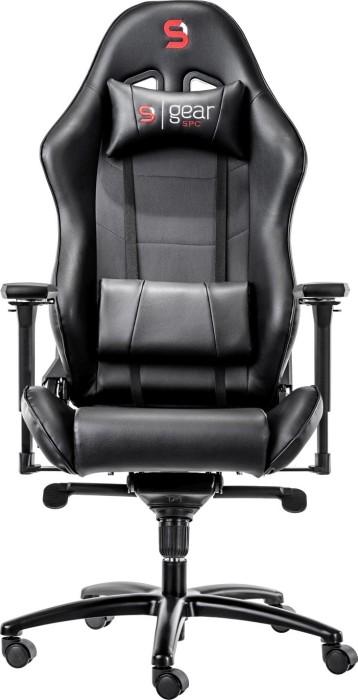 SilentiumPC SPC Gear SR500 gaming chair, black (SPG005)