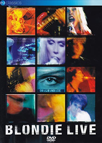 Blondie - Live -- via Amazon Partnerprogramm