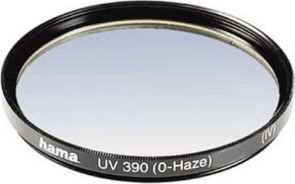 Hama Filter UV 390 (O-Haze) 37mm (70037) -- via Amazon Partnerprogramm