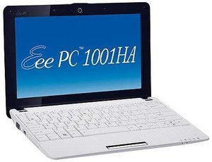 ASUS Eee PC 1001HA-BLK007X
