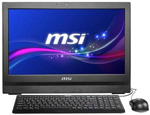 MSI Wind Top AP2011-G6245W7H schwarz, Pentium G620, 4GB, 500GB, Windows 7 Home Premium