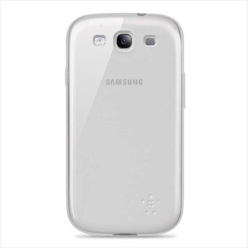 Belkin Grip Sheer für Samsung Galaxy S3 transparent (F8M431cwC01)