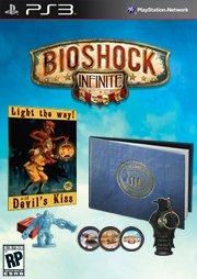 Bioshock Infinite - Premium Edition (Move) (PS3)