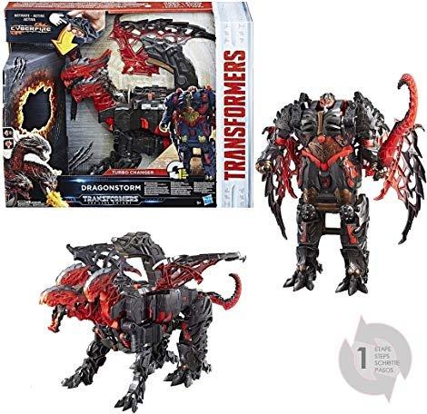 Hasbro transformers the last knight mega turbo changer