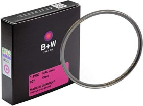 B+W Clear neutral (007) T-PRO MRC nano 52mm (1097733)