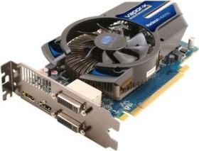 Sapphire Vapor-X Radeon HD 6750, 1GB GDDR5, 2x DVI, HDMI, DP, lite retail (11186-07-20G)