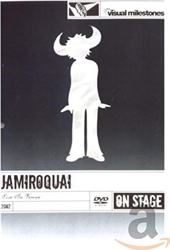 Jamiroquai - Live in Verona -- via Amazon Partnerprogramm