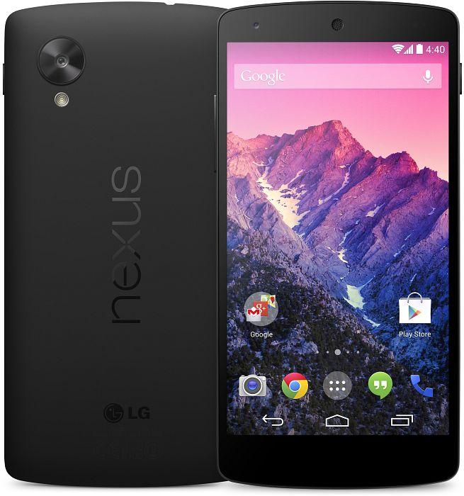 Google Nexus 5 16GB schwarz