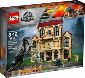 LEGO Jurassic World - Indoraptor-Verwüstung des Lockwood Anwesens (75930)