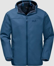 Jack Wolfskin Northern Point Jacke indigo blue (Herren) (1304001-1130)