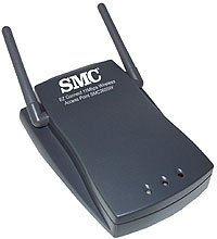 SMC 2655W-KIT EZ Connect Wireless Access Point z PC Card