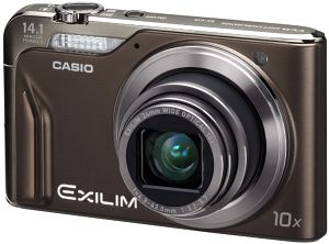 Casio Exilim EX-H15 brown