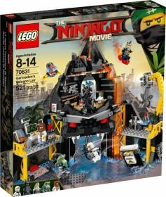 LEGO The Ninjago Movie - Garmadons Vulkanversteck (70631)