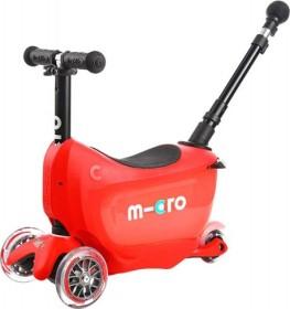 Micro Mini2Go Deluxe Plus Scooter rot (MMD032)