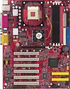 MSI MS-6398E Max2-L, i845E, LAN (DDR)