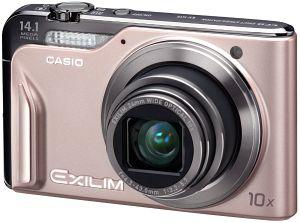 Casio Exilim EX-H15 pink