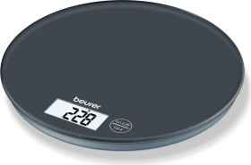 Beurer KS 28 grey Limited Edition electronic kitchen scale (708.26)