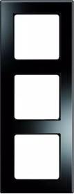 Peha Nova elements Rahmen 3fach, schwarz (D 20.673.240.192)