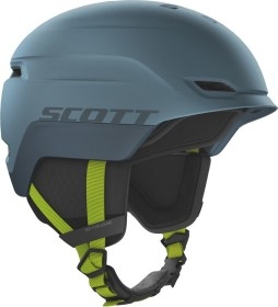 Scott Chase 2 Helm storm grey/ultralime yellow (271754-6622)