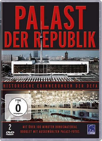 Palast der Republik - Historische Erinnerungen der DEFA -- via Amazon Partnerprogramm