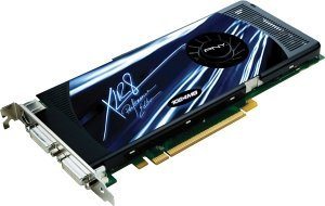 PNY Verto GeForce 9800 GT, 1GB DDR3, 2x DVI, TV-out (GM9800GN2F1GS)