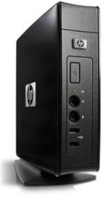 HP Compaq Thin Client T5545, VIA Eden 1000MHz, 1GB RAM, 1GB Flash, Linux (XR250AA)