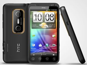 Vodafone HTC Evo 3D (various contracts)