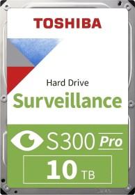 Toshiba S300 Surveillance 10TB, SATA 6Gb/s, retail (HDWT31AUZSVAR)