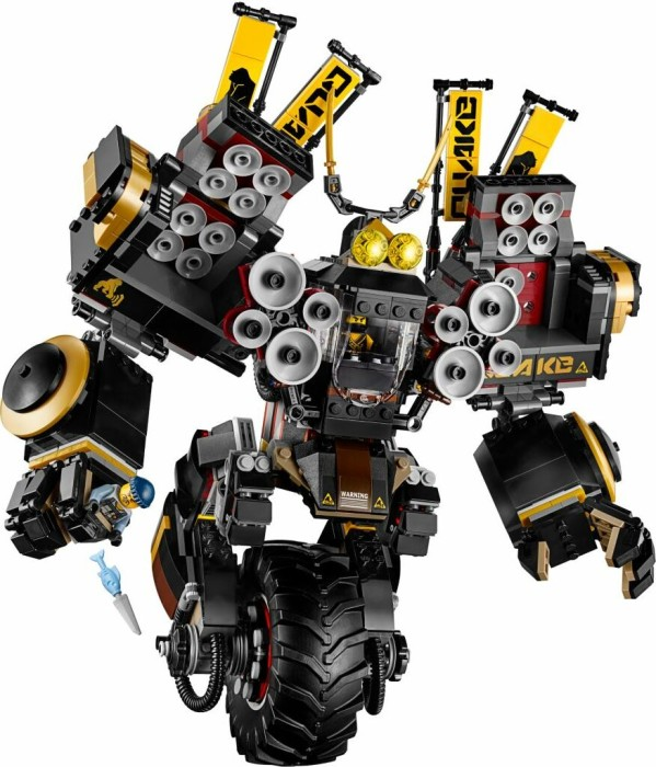 LEGO NINJAGO Cole/'s Donner-Mech ++neu und ovp+ 70632