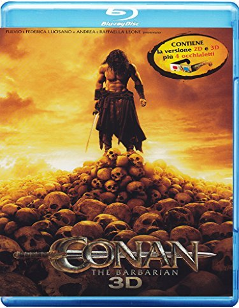 Conan the Barbarian (Blu-ray) (UK) -- via Amazon Partnerprogramm