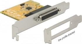 DeLOCK 1x DB44/2x DB9 serial, PCIe 2.0 x1 (62996)