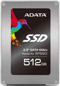 ADATA Premier Pro SP920 512GB, SATA (ASP920SS3-512GM-C)