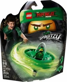 LEGO The Ninjago Movie - Spinjitzu-Meister Lloyd (70628)