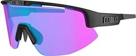 Bliz Matrix Nordic Light black/nordic light violet-blue multi (52004-14N)