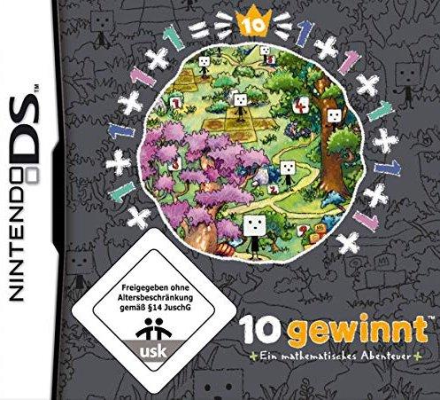 10 Gewinnt - Ein mathematisches Rätsel (deutsch) (DS) -- via Amazon Partnerprogramm